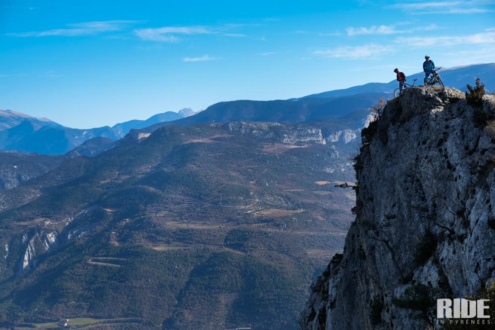 Une quête pour trois ans. © yann kerveno / ride-in-Pyrenees.fr